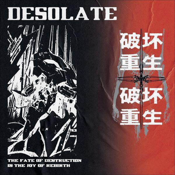 Desolate - Destruction [single] (2021)