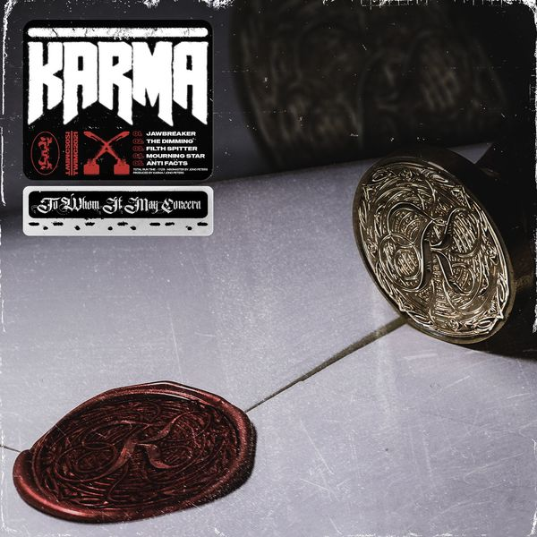 Karma - To Whom It May Concern [EP] (2021)