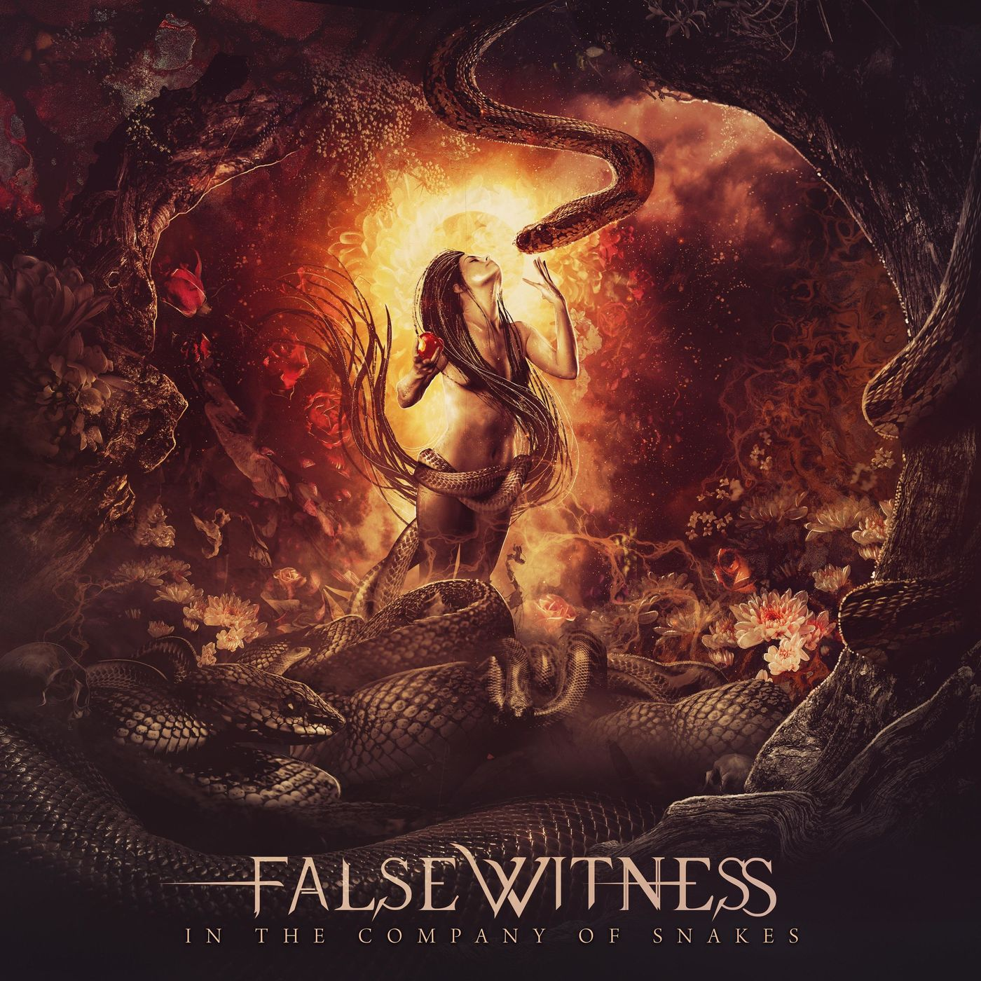 False Witness - In The Company of Snakes (2021)