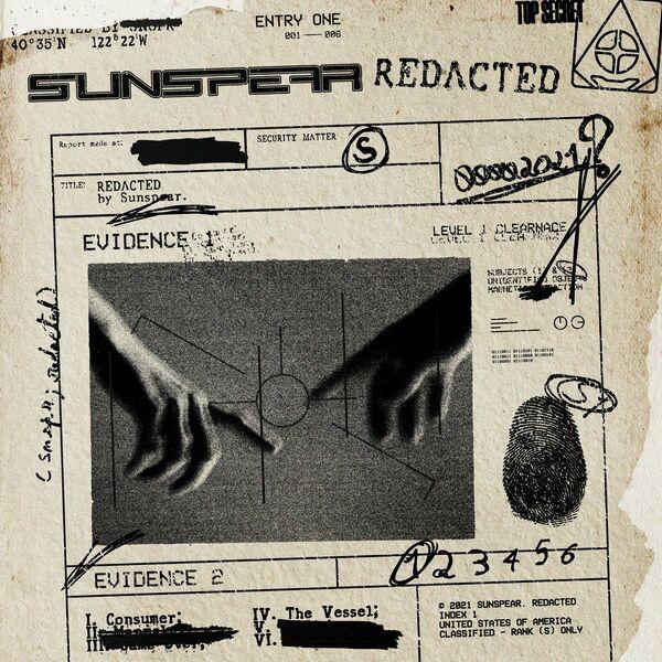 Sunspear - The Vessel [single] (2021)