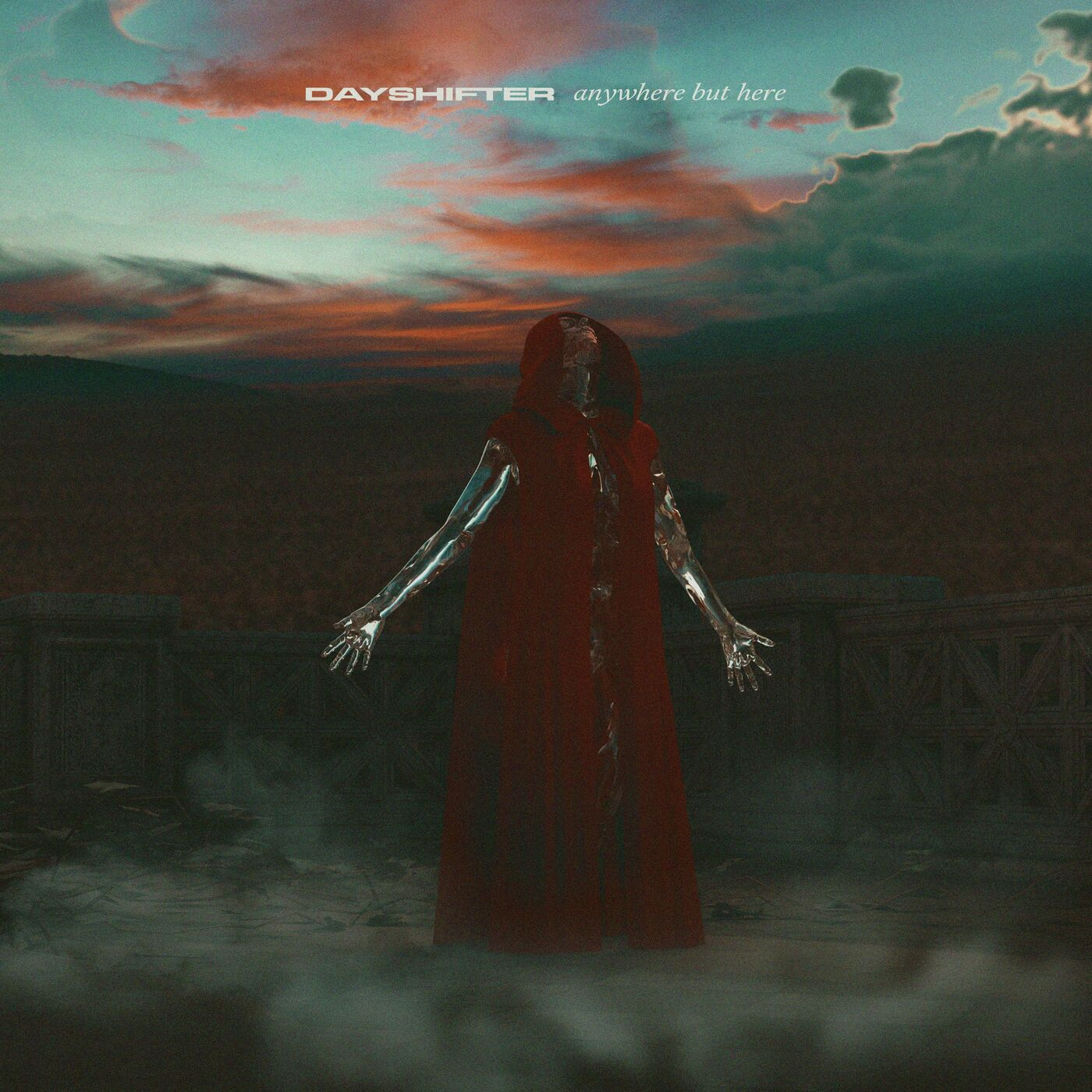 Dayshifter - Anywhere But Here [single] (2021)