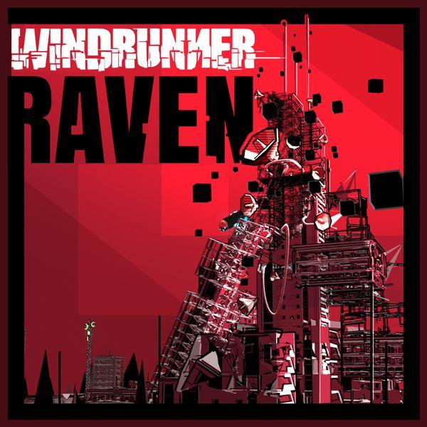 Windrunner - Raven [single] (2021)