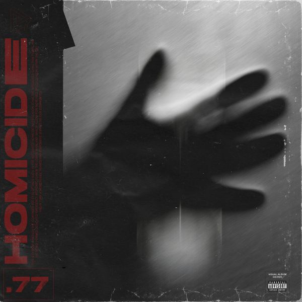 Lord Distortion - 77Homicide [single] (2021)