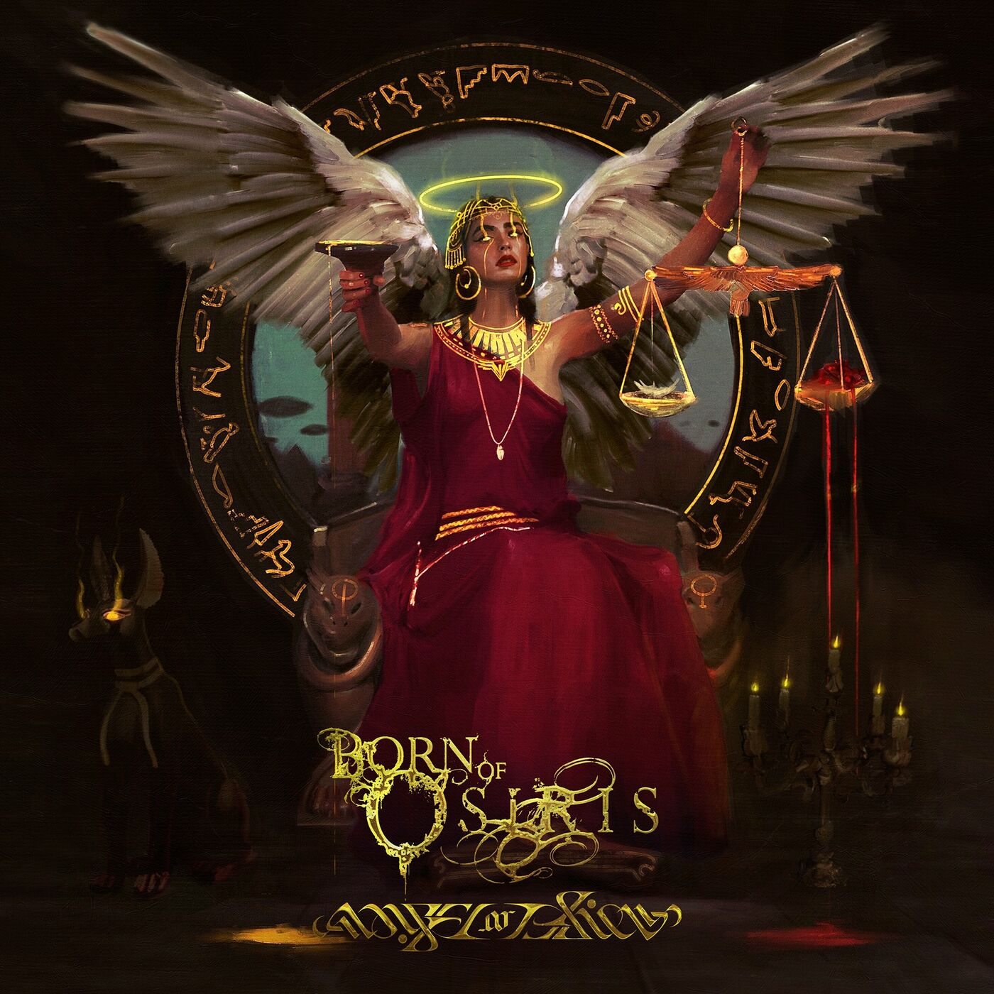 Born Of Osiris - Angel Or Alien [single] (2021)