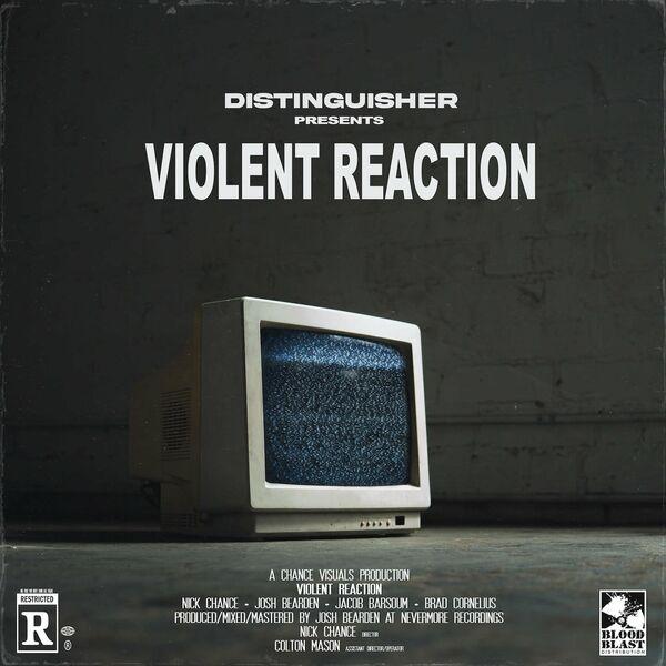 Distinguisher - Violent Reaction [single] (2021)