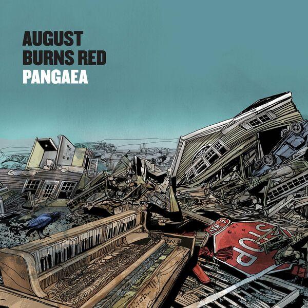 August Burns Red - Pangaea [single] (2021)