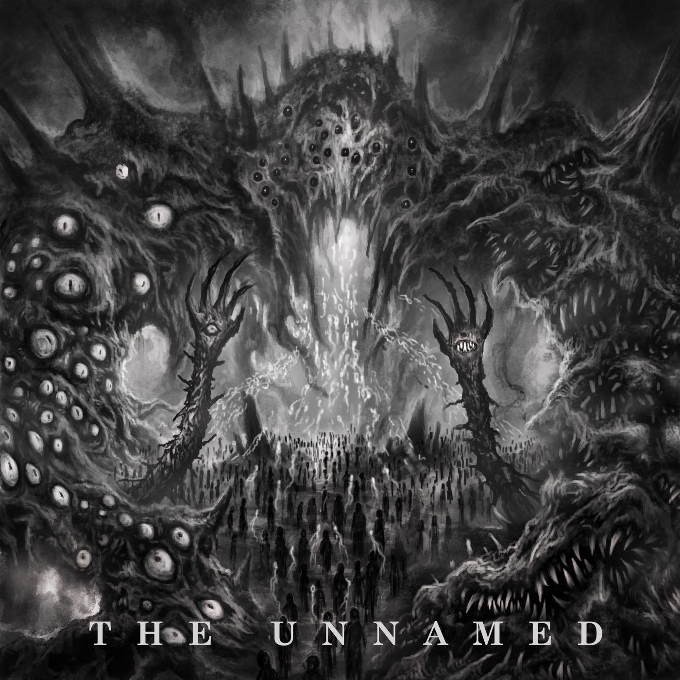 Scrap Pile - The Unnamed [EP] (2021)