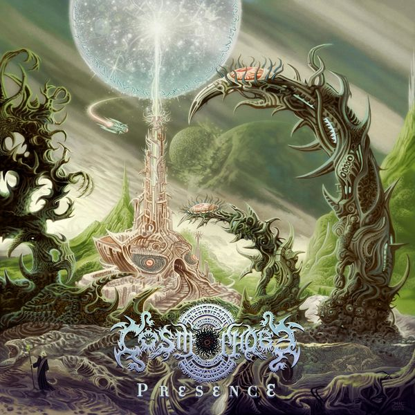 Cosmophobe - Presence [EP] (2021)