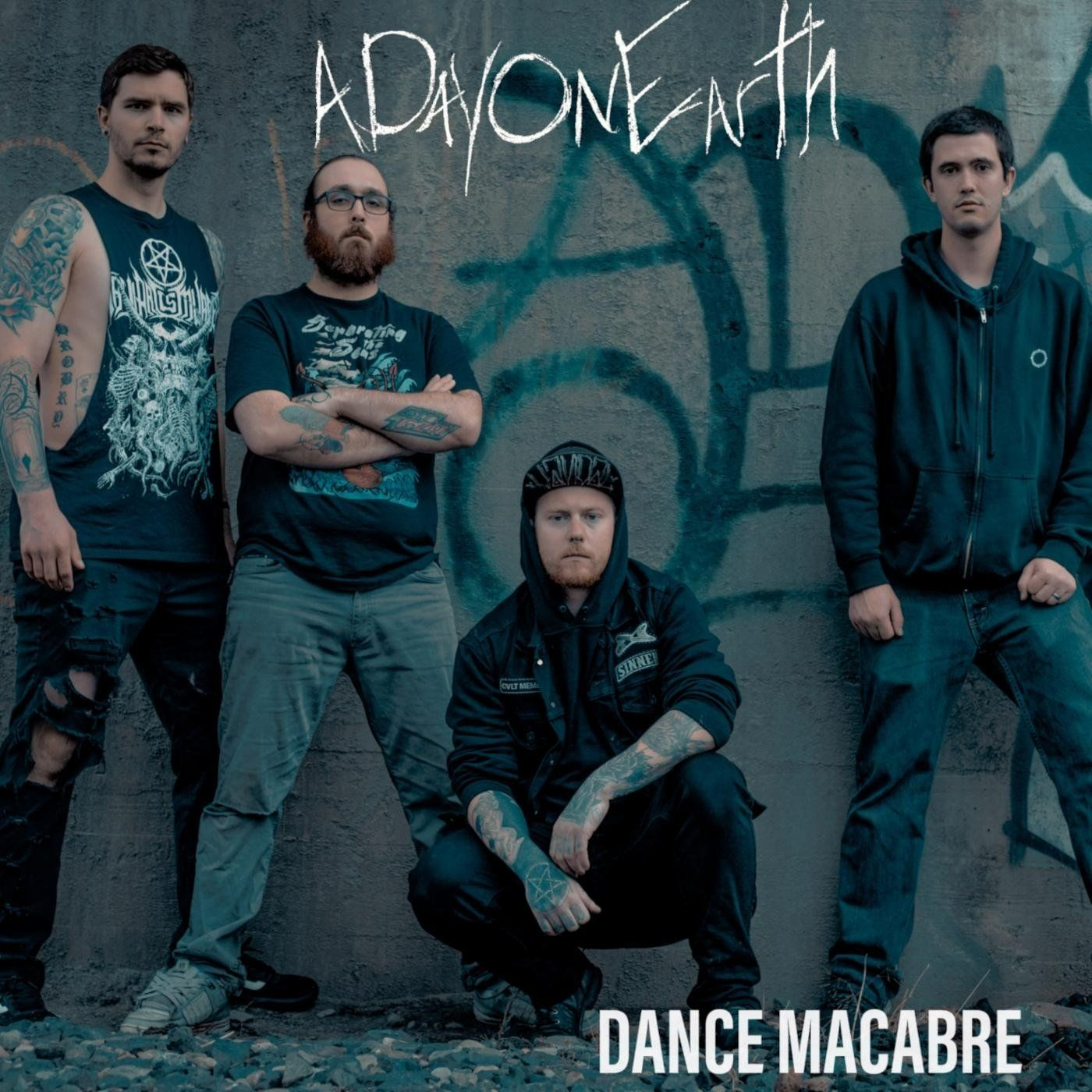 A Day on Earth - Dance Macabre [single] (2021)
