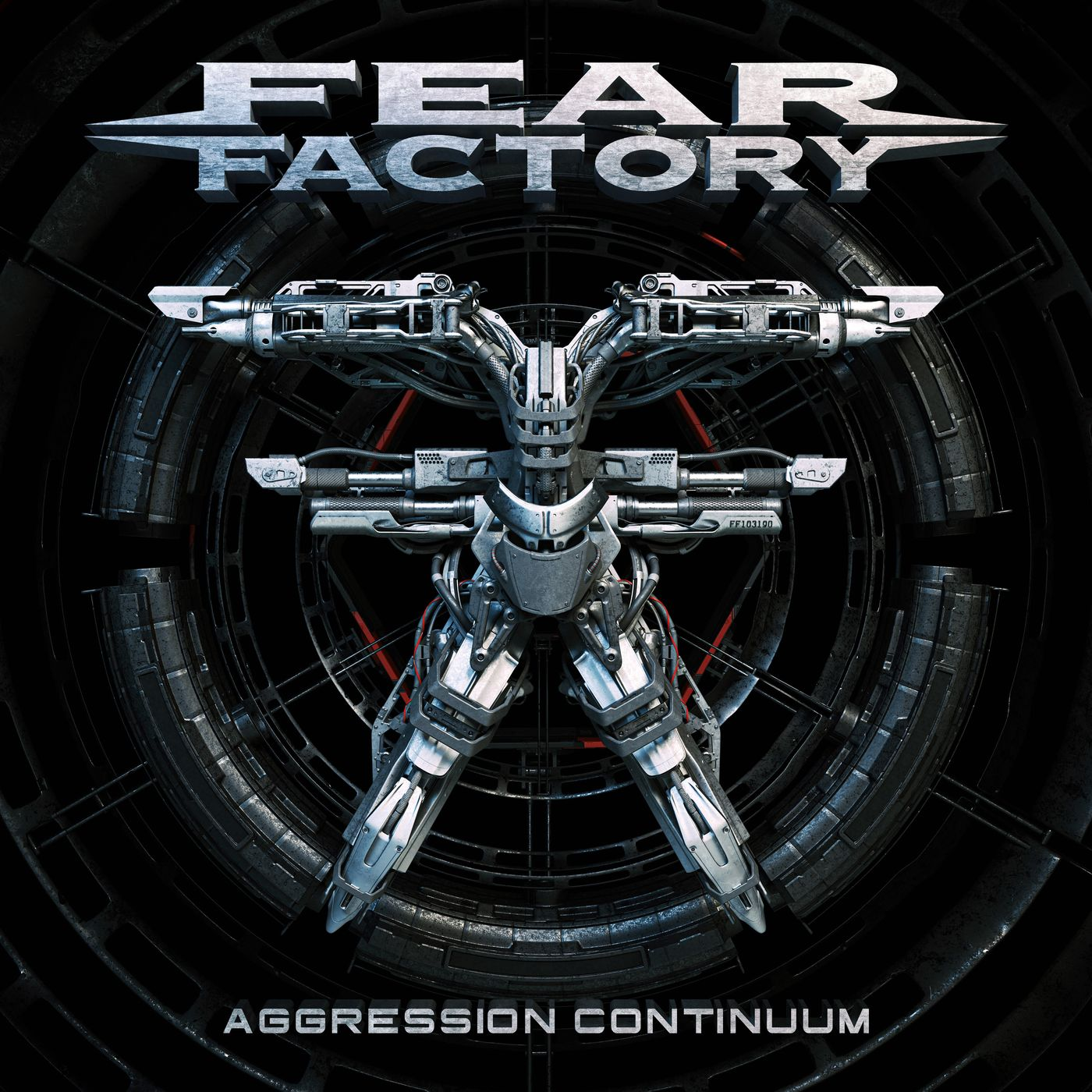 Fear Factory - Fuel Injected Suicide Machine [single] (2021)
