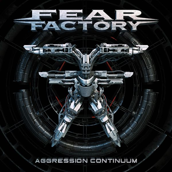 Fear Factory - Aggression Continuum (2021)