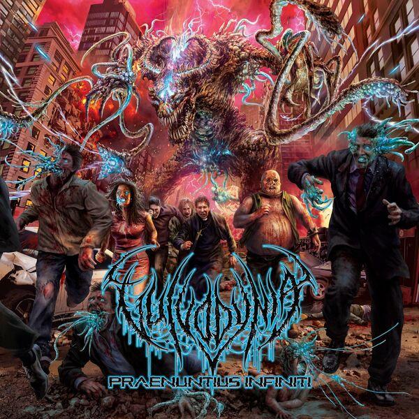 Vulvodynia - The Shadowy Descent of Gaia [single] (2021)
