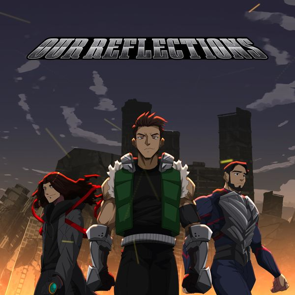 Our Reflections - RESOLUTION!!! [single] (2021)