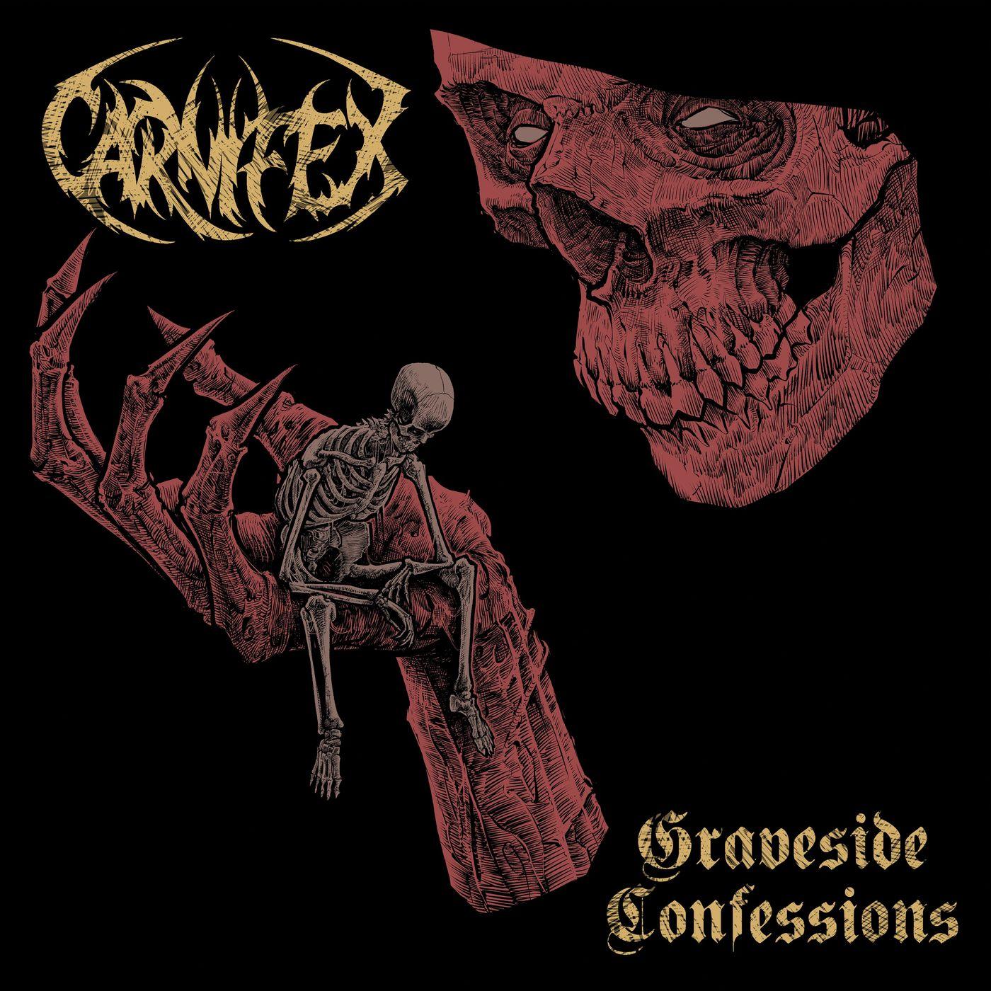 Carnifex - Graveside Confessions [single] (2021) » CORE RADIO