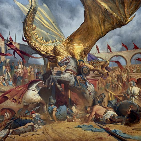 Trivium - In The Court Of The Dragon (2021)