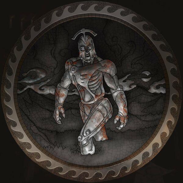 Vestigial - Deus Ex Machina [single] (2021)
