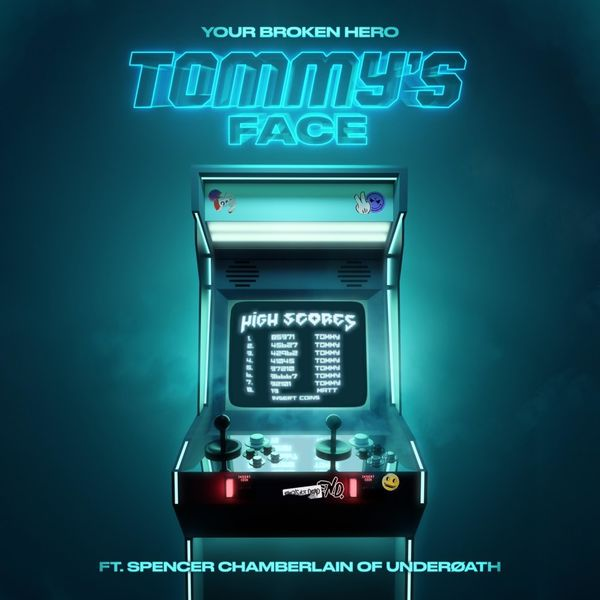 Your Broken Hero - Tommy's Face [single] (2021)