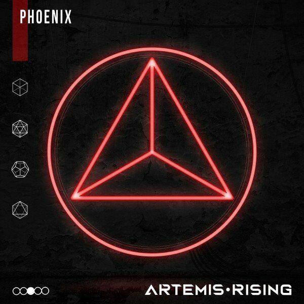 Artemis Rising - Phoenix [single] (2021)