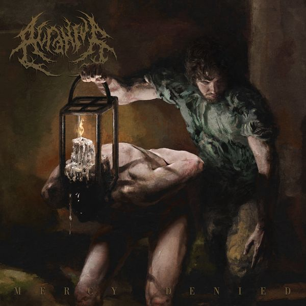 Acranius - Despairbound [single] (2021)