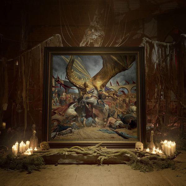 Trivium - In The Court Of The Dragon [single] (2021)