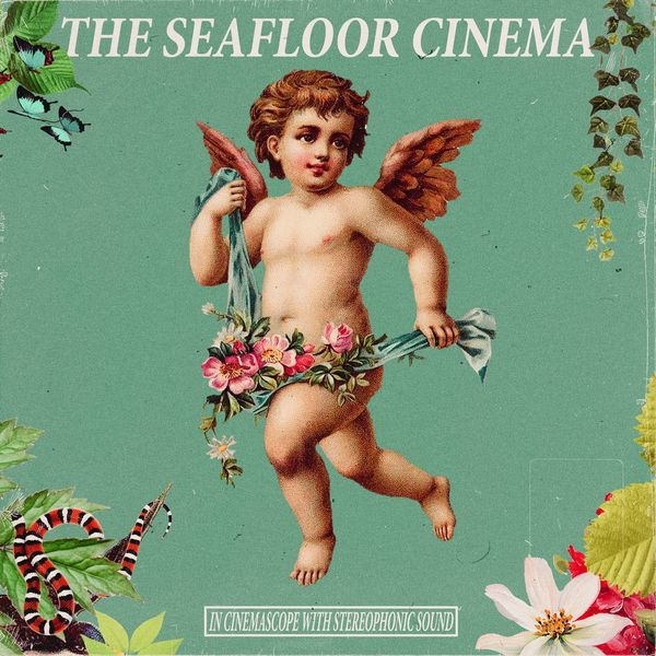 The Seafloor Cinema - Crash Nebula... On Ice! [single] (2021)