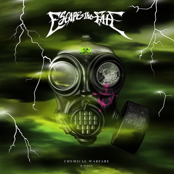 Escape The Fate - Chemical Warfare (Deluxe Edition + B-Sides) (2021)