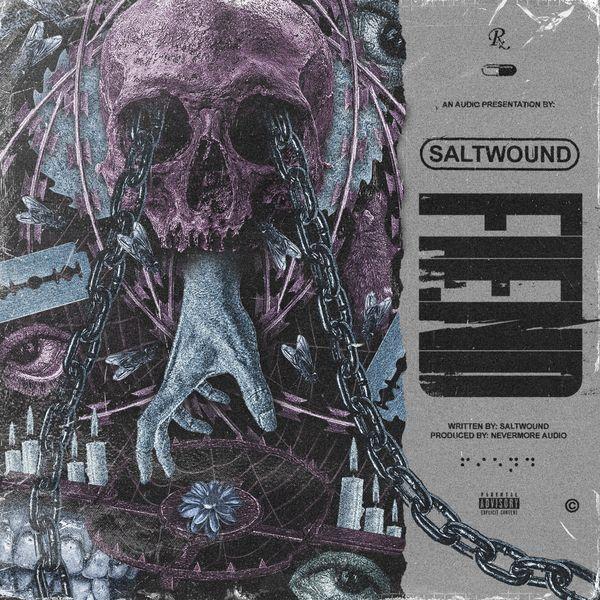 Saltwound - Fiend [single] (2021)