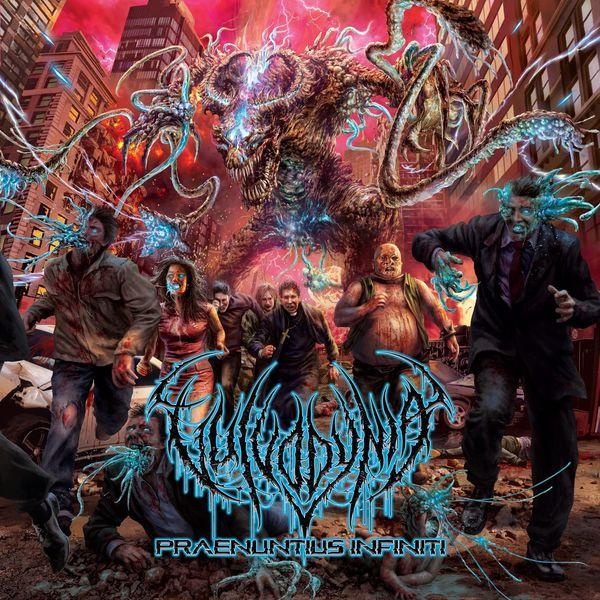 Vulvodynia - Eternal Wasteland of Galaxies [single] (2021)
