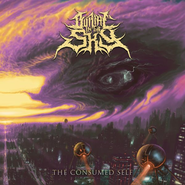 Burial In The Sky - The Consumed Self (2021)